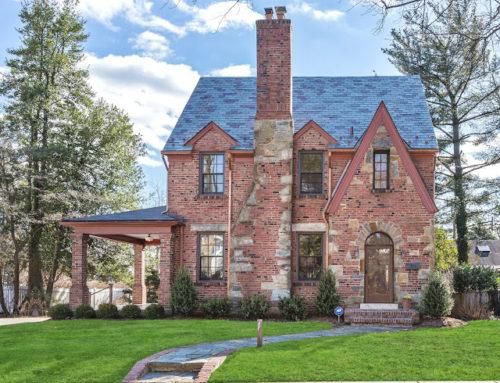 Our Tudor Home