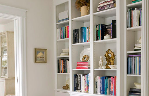 Custom Cabinetry, Built-ins, and Shelves